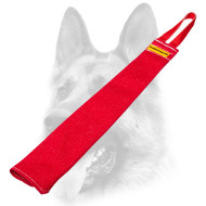 Incredible French Linen Bite Rag for Dog Training