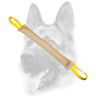 35% OFF - LIMITED OFFER. Splendid Durable Jute Dog Bite Tug