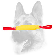 35% OFF - LIMITED OFFER. French Linen Puppy Bite Tug for Efficient Training