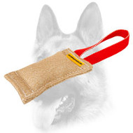 35% OFF - LIMITED OFFER. Trustworthy Handcrafted Jute Puppy Bite Tug