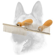 "Harmless ""Personal Stylist"" Dog Metal Brush"