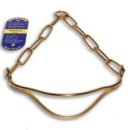 Incredible Brass Show Dog Collar - 51508 (33) 1/9 inch (3.00 mm)