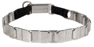 Stunning Stainless Steel Neck Tech Dog Collar - 50051 014 (55) 24 inch (60 cm)