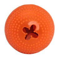 'Orange Dream' Special Rubber Dog Toy - Large