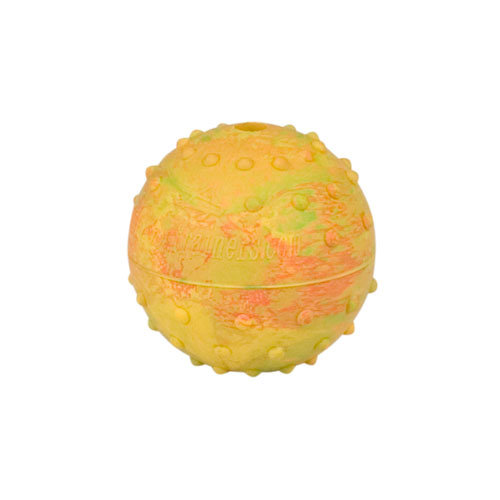 Excellent Bright Rubber Sound Ball for Dog Training