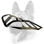 Lightweight Pulling Nylon Heavy Duty Dog Harness