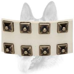 Reliable steel nickel plated dotted studs