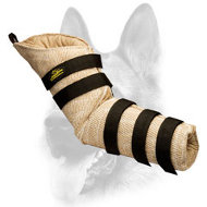 Protection Hidden Jute Dog Bite Sleeve for Schutzhund Training