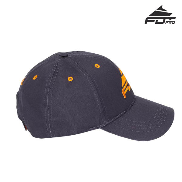 Fine Quality Easy Adjustable Snapback Cap for Dog Trainers