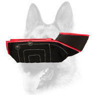 French Linen Bite Protection Sleeve for Training Young and Adult Canines