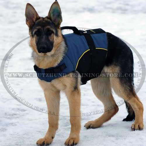 All Weather Designer Schutzhund Dog Nylon Vest H13 1029