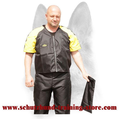 Full Protection Scratch Suit for Dog Training
