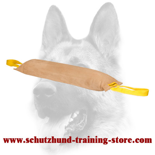 Excellent Quality Leather Bite Tug for Dog Training