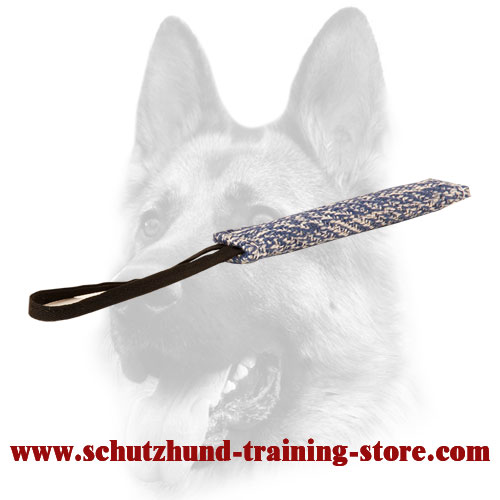 35% OFF - LIMITED OFFER. Fabulous French Linen Bite Tug for Puppy Training