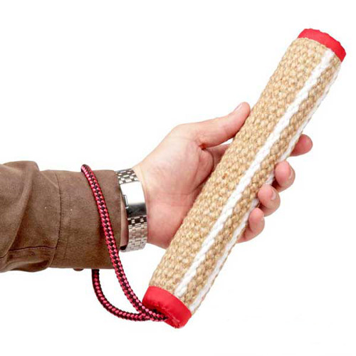 Magnificent Jute Dog Bite Roll