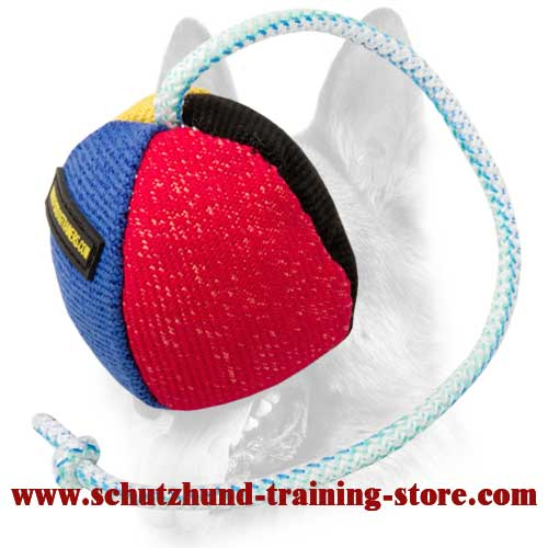 35% OFF - LIMITED OFFER! French Linen Bite Toy for Schutzhund Training - Medium