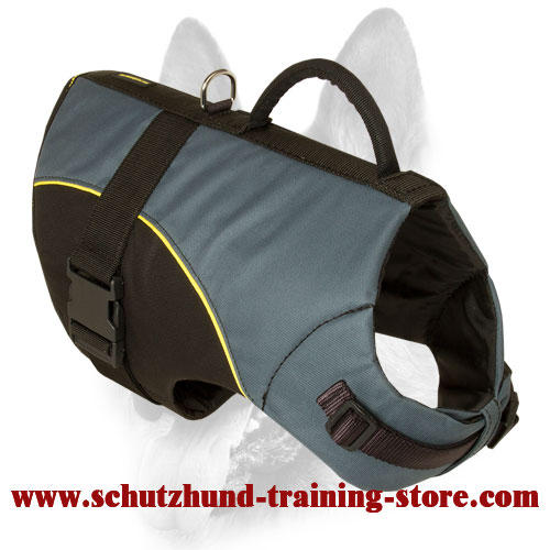 All Weather Designer Schutzhund Dog Nylon Vest