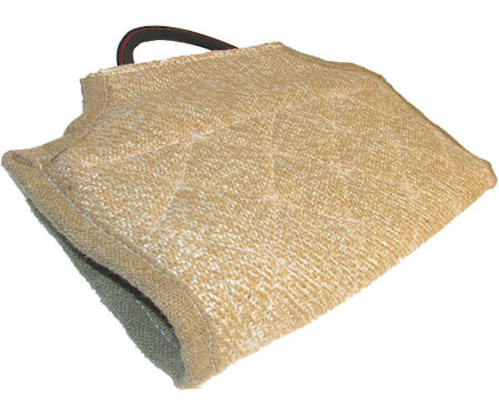Strong Dog Bite Sleeve Jute Cover