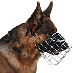Best quality Schutzhund training muzzle