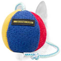 French Linen Toy for Training